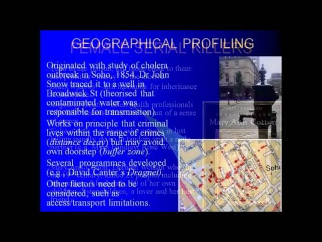 Profiling A Serial Killer By Prof Glenn D Wilson