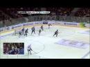 Yunkov сlears the puck and blocks a shot in 4 secs / Юньков дважды спасает Магнитку за 4 секунды