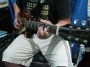 Guitar Test Gallan LP with Cleansound By LocalHero