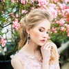 Свадебные прически и макияж.Свадебный стилист