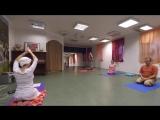 Кундалини йога с Адеш Нам Каур в YogaRoom на Жуковского, 39