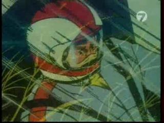 [AniDub] Arrow Emblem: Hawk of the Grand Prix | Эмблема - стрела: Ястреб Гран-При [43] [Телеканал 2х2]