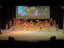 Чернушка. Коллектив эстрадного танца Солнечные лучи. Апельсиновое настроение. Видеостудия Vizit studio_vizi