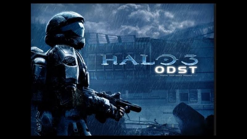 Halo Odst 3 Колесный спецназ