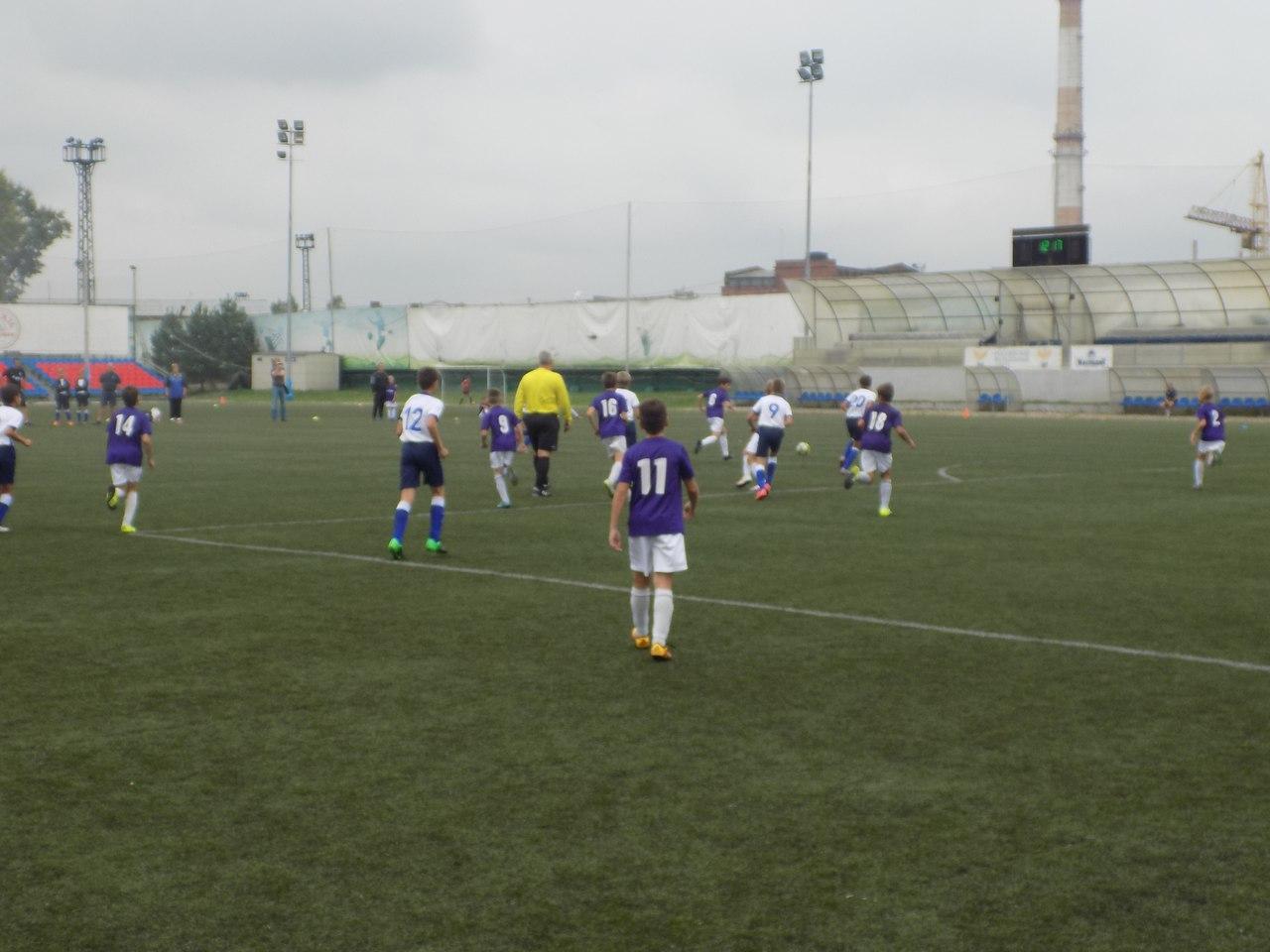 В Подольске прошел турнир среди команд 2005 г.р.