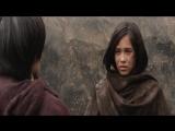 Атака титанов. Фильм второй: Конец света (Рус.Озвучка) / Shingeki no kyojin endo obu za wârudo (HD 720p)