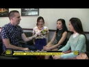 XO-IQ (Megan Lee,Louriza Tronco,Erika Tham) of Nickelodeons Make It Pop - AfterBuzz TV
