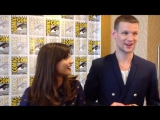 Matt Smith  Jenna Louise-Coleman Prank SDCC 2013