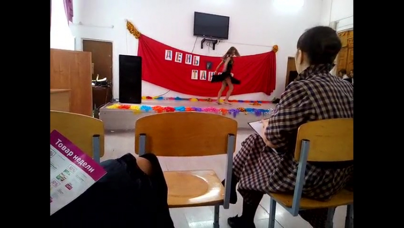 Flygirls Ksu Контемп-модерн(Репетиция)