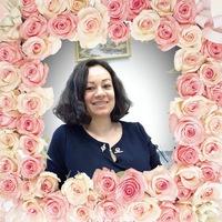Рисунок профиля (Наталья Захарова)