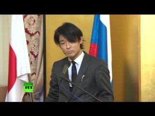 Сотрудники посольства Японии в РФ вспоминают трагедию 2011 года и помощь российских спасателей