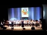 15.04.2016 Отчетный концерт ДШИ N2 им. И.П. Гринева, образцовый оркестр баянистов и аккордеонистов.