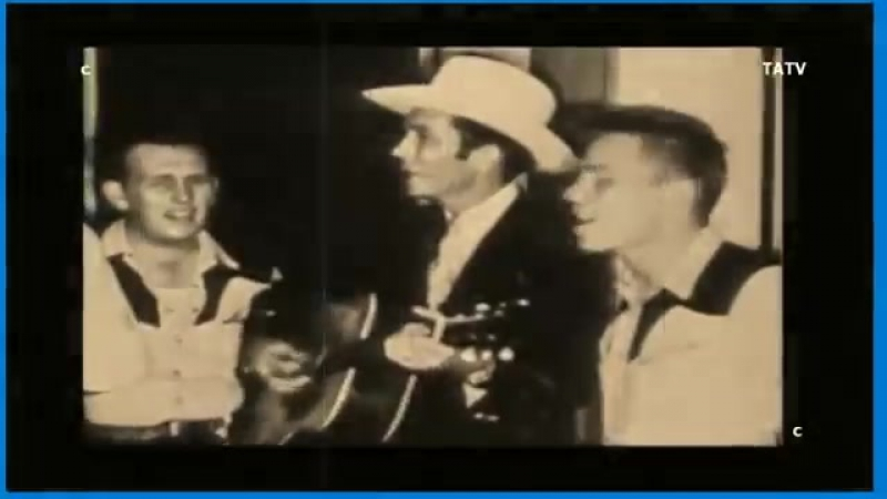 Hank Williams Settin The Woods On Fire with Drifting Cowboys remastered