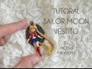 Chiarimenti sulla cottura TUTORIAL angenioso il vestito di sailor moon