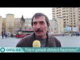 На чем готовы экономить азербайджанцы? ВИДЕО ОПРОС | АЗЕРБАЙДЖАН , AZERBAIJAN , AZERBAYCAN , БАКУ, BAKU , BAKI , 2016