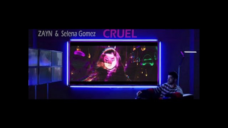 Snakehips Cruel Mushup video ft ZAYN Selena Gomez