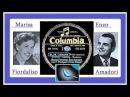 Marisa Fiordaliso & Enzo Amadori - Blue Canary (Italian Version)1956