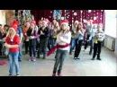 Новорічний флешмоб 5 Б клас школа №6 2012