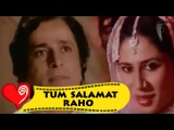 Tum Salamat Raho | Full Video Song | Ghungroo | Asha Bhosle Songs | Smita Patil Songs