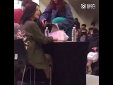 [Fancam] 160318 Cute Joy The Velvet Fansign Event at Yeouido IFC Mall #조이