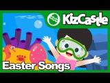 Easter Egg Hunt Easter Songs Kids Songs KizCastle