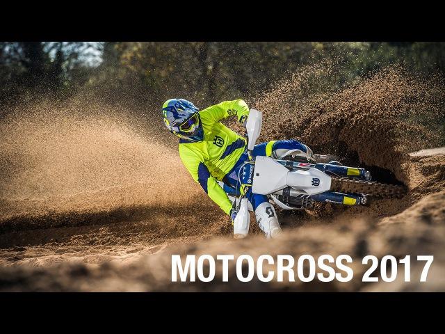 Motocross Models 2017 | Husqvarna Motorcycles