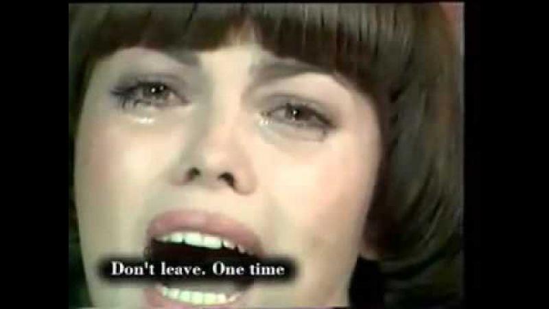 A quoi tu penses, dis Mireille Mathieu