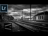 Lightroom 56 cc 2016 Editing Tutorial - Create Dramatic Black and White Photos in Lightroom 56 cc