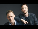 Tom Hiddleston &amp Aaron Paul - Actors on Actors - Full Conversation