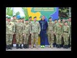 Олександр Усик відвідав прикордонників Донецького загону