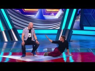 Comedy Баттл: Андрей Шиман и Сергей Сырчин - Сомнительная работа и королева дороги