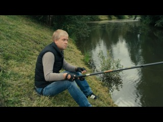 Неzлоб: Сергей Светлаков на рыбалке