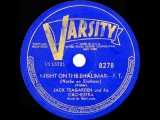 1940 Jack Teagarden - Night On The Shalimar (Stranger In Paradise) (Marianne Dunne, vocal)