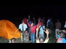 Галдеж вокруг моей палатки на границе Руанда Бурунди