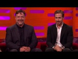 The Graham Norton Show S19E09 Jodie Foster, Russell Crowe, Ryan Gosling, Greg Davies