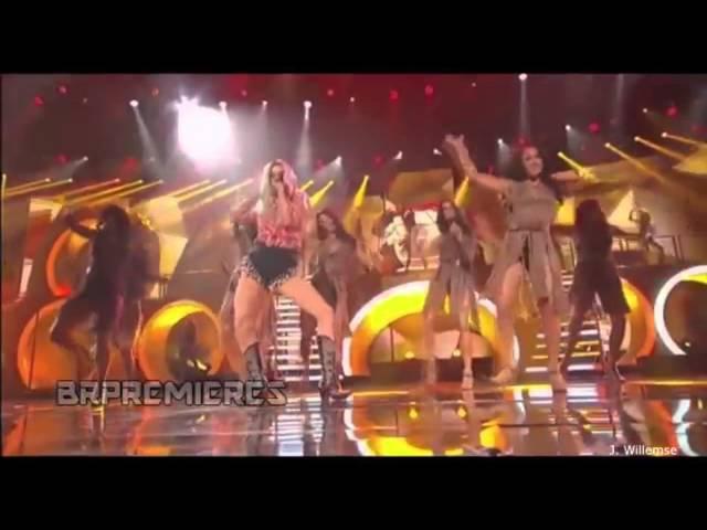 Pitbull ft. Kesha 'Timber' - Live AMA 2013 - Full Performance HD