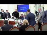 Конфликт Авакова с Саакашвили