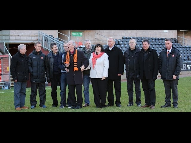 Frank Kopel Alzheimer's Awareness Campaign 15/02/2014 DUNDEE UNITED FC OFFICIAL YOUTUBE VIDEO