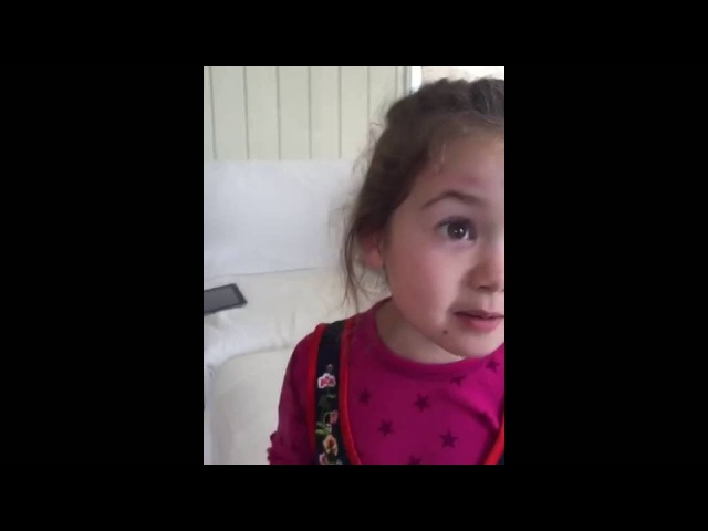 I Won't Eat Animals Girl Tells Her Mother