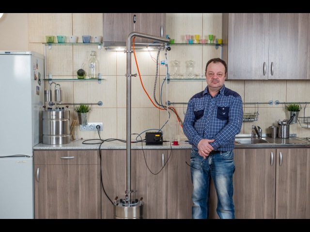 Ректификатор - дистиллятор Спецназ