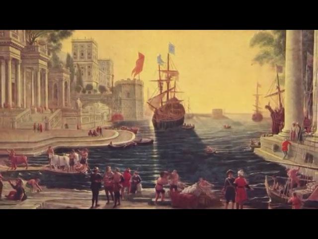 Художник Клод Лоррен - Всемирная картинная галерея