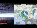 Baffling Weather Radar Anomalies Over Osijek (City in Croatia) Unexplained! May 26, 2016