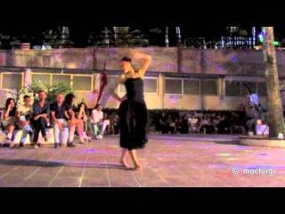 Kirenia Cantin - Stretto Cuban Dance - 04 Luglio 2014