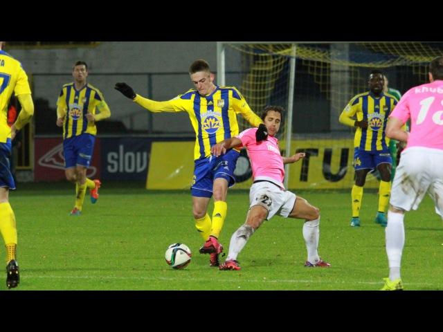 FC DAC 1904 - MFK Zemplín Michalovce 3:1 (2:0)