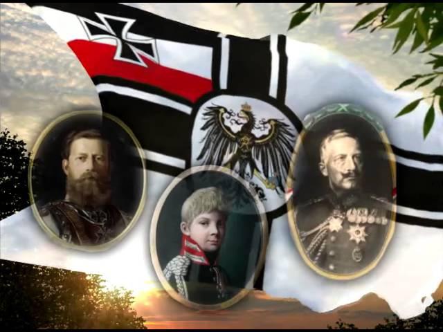 German empire anthem heil dir im siegerkranz(1871-1918) 德意志第二帝國國歌