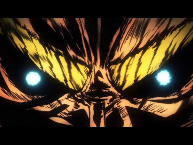 My Hero Academia English Dub - All-Might vs. Noumu (Plus Ultra!)