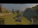 Лучший Бой WoT - ИС-3 (На один Выстрел) - 1 vs 6