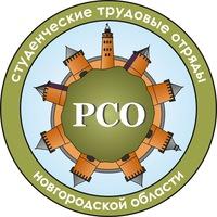 Логотип Студенческие отряды Новгородской области