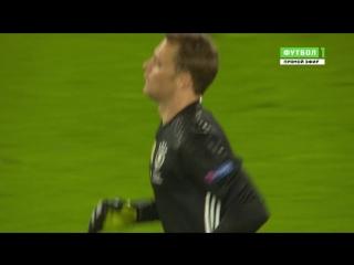 Euro2016.Quarter-final.Germany-Italy.Серия послематчевых пенальти.