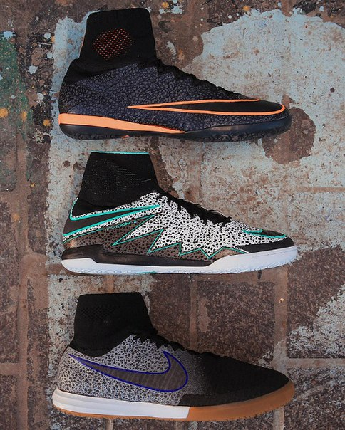 nike safari pack